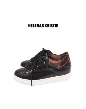 *콜라보 온라인 판매* [shortbutstunning™]J-8 Reneshoe(BLACK)